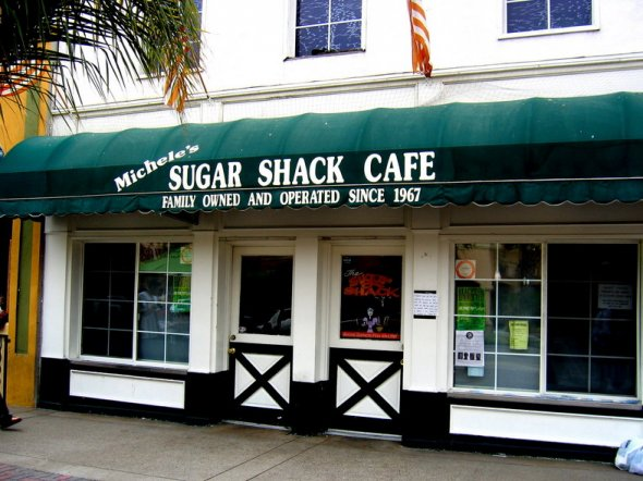 Sugar Shack Cafe In Huntington Beach Ca Photo Visitor